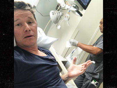 Billy Bush Hospitalized After Getting Hit by Golf Ball
