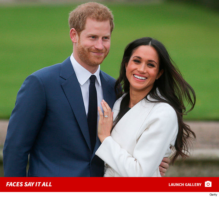 Meghan Markle And Prince Harry Make First Public