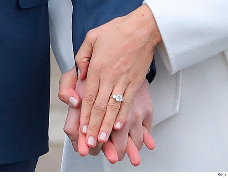 Wedding Ring Hand Usa 65 Simple Harry and Meghan met
