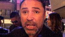 Oscar De La Hoya Doubles Down On Conor McGregor Threat, 'Don't I Look Ready?'