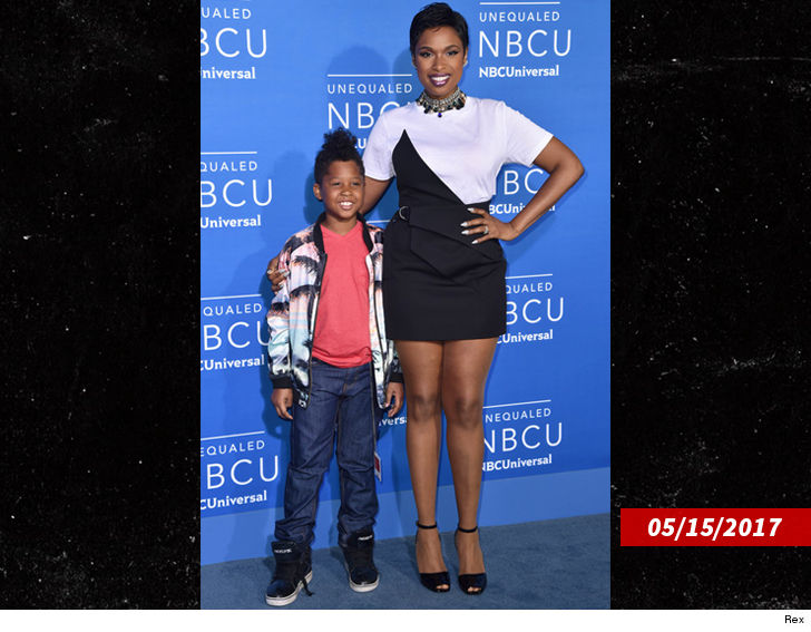 Jennifer Hudson's Ex-Fiance David Otunga Granted Primary Custody of Their Son David Jr.