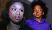 Jennifer Hudson Satisfied Son Is Safe Now that David Otunga's Out of Her House