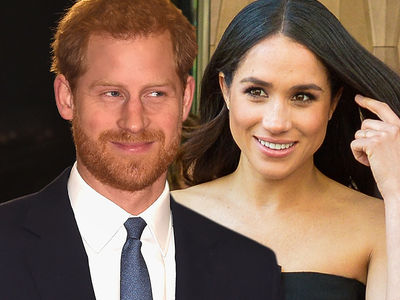 Meghan Markle & Prince Harry Set Wedding Month, Place