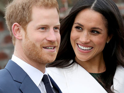 Prince Harry & Meghan Markle Reportedly Getting Hitched Memorial Day Weekend
