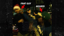 Florida State Kicker vs. Frat Fight Video, Xmas Brawl Revealed