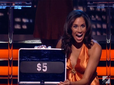 Meghan Markle Incredibly Charming in 'Deal or No Deal' Days