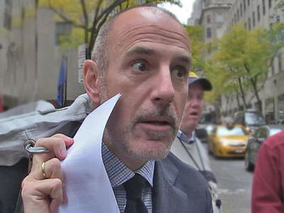 'Today' Show Host Matt Lauer Fired for Sexual Misconduct at NBC (UPDATE)
