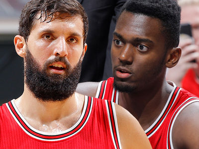 Bulls' Nikola Mirotic Accepts Bobby Portis' Apology After Practice Fight