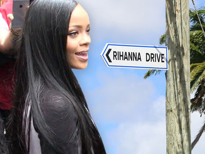 Rihanna Getting Street Named After Her in Barbados