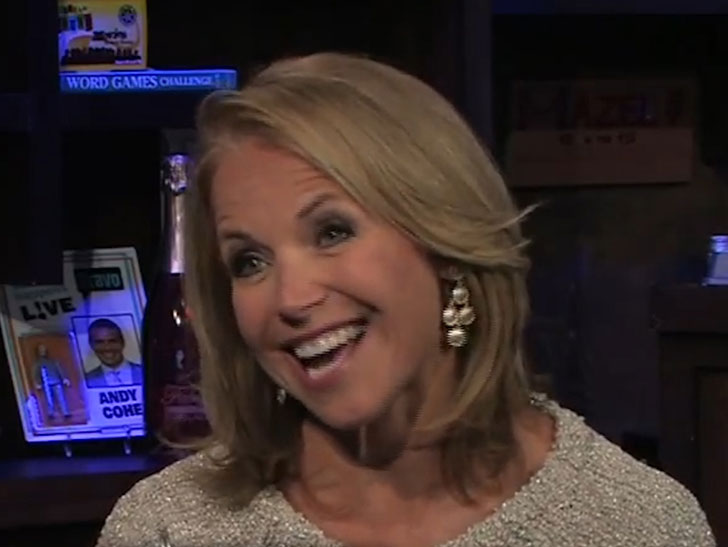 Katie Couric in 2012 said Matt Lauer Pinched Me on the Ass a Lot | TMZ.com