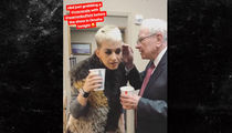 Katy Perry Asks Warren Buffett for Stock Market Advice