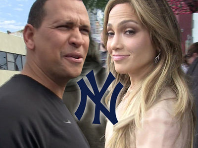 J Lo: Hey Yankees, Hire A-Rod As Manager