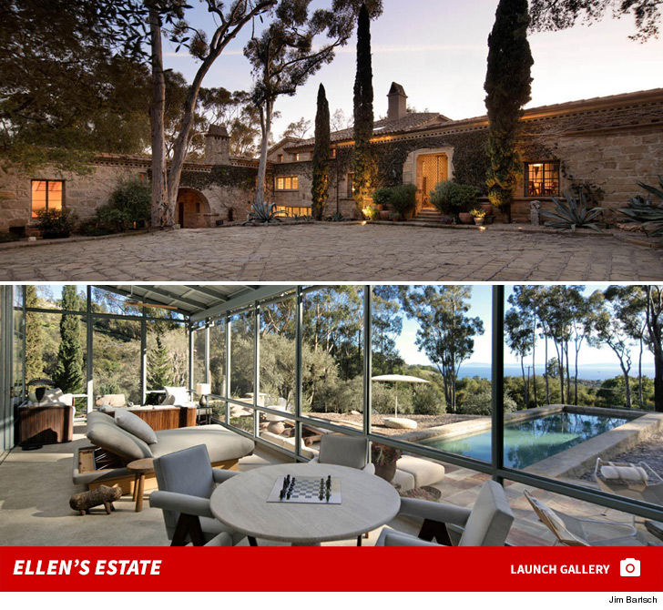 ellen degeneres house 2017 - photo #8