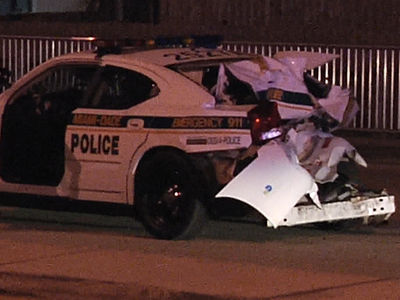 Justin Bieber's Main Bodyguard Badly Injures 2 Cops in DUI Crash