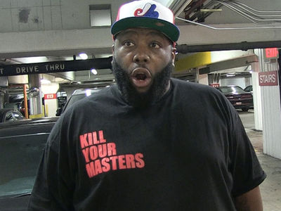 Killer Mike: Colin Kaepernick's Person of the Year, NOT Donald Trump