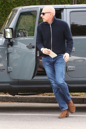 Matt Lauer -- First Photos After 'Today' Show Firing