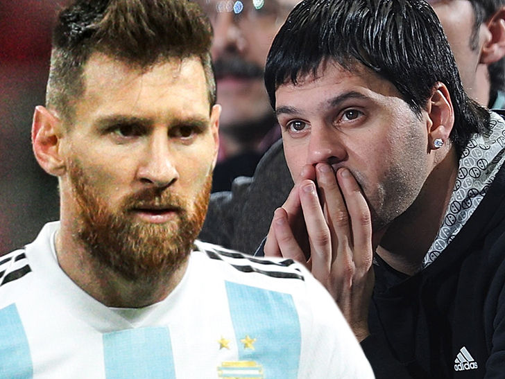 Reports: Lionel Messi's Brother Wanted By Cops After Gun Found in Blood-Soaked Boat