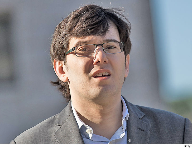 Martin Shkreli: Government Requests Wu-Tang Clan Album Forfeiture