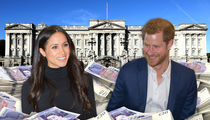 Harry and Meghan, If Marriage Doesn't Work Out His Current Fortune is Fair Game