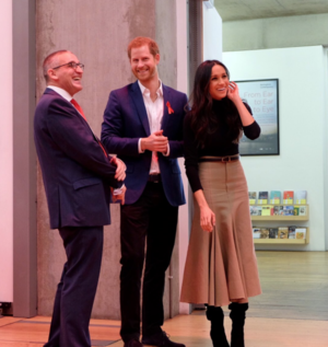 Prince Harry and Meghan Markle's First Public Appearance Since Engagement