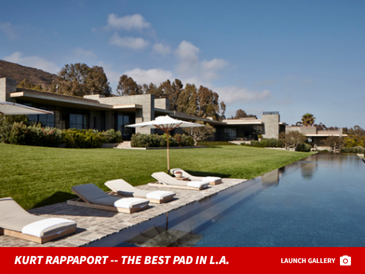Edmonton Oilers Owner Daryl Katz Buys Most Expensive House In LA - Take a look around the most expensive home in america
