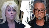 'Long Island Medium' Star Theresa Caputo Splits from Husband of 28 Years, Could Reconcile