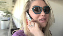 Kesha Says Grammy Nominations Feels 'F****** Amazing
