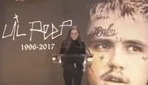 Lil Peep Gets Personal Hometown Memorial Service After Death