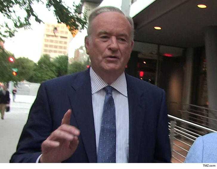 Bill O'Reilly Sued for Allegedly Defaming One of His Accusers