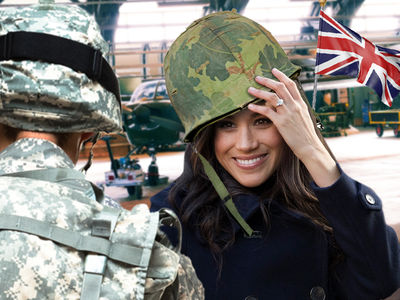 Meghan Markle Will Receive Hostage Training, How to Alert and Escape
