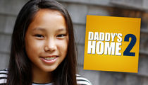 'Daddy's Home 2' Kid Actress Pockets $7k for One Scene