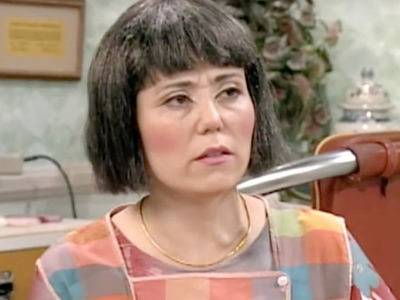 Ms. Swan on 'MADtv' 'Memba Her?!