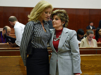 Donald Trump Accuser Summer Zervos Back in Court for Defamation Suit with Gloria Allred