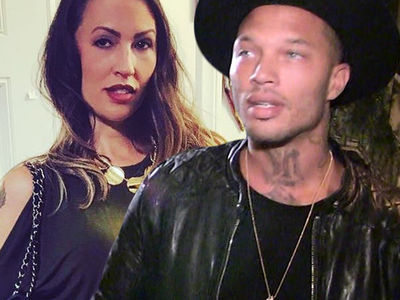 Jeremy Meeks' Estranged Wife Blasts Him for Slut Shaming