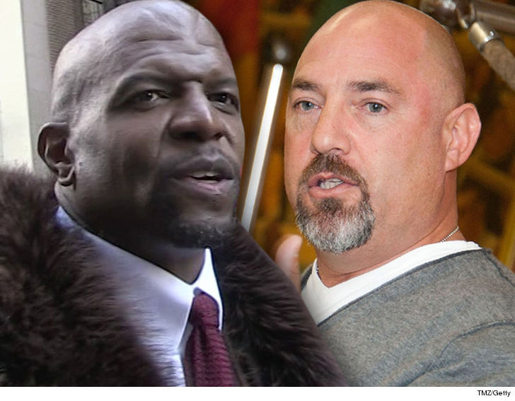 Terry Crews sues Hollywood agent Adam Venit for alleged sexual assault