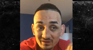 UFC's Max Holloway Says Kobe Bryant Inspires Him…