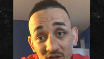 UFC's Max Holloway to Conor McGregor: 'Go Figure Your Life Out'