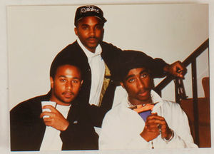 Tupac's Party Photos