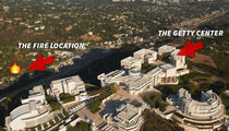 Getty Center Built to Withstand Massive L.A. Wildfire