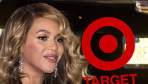 Beyonce Hits Target for Christmas Shopping