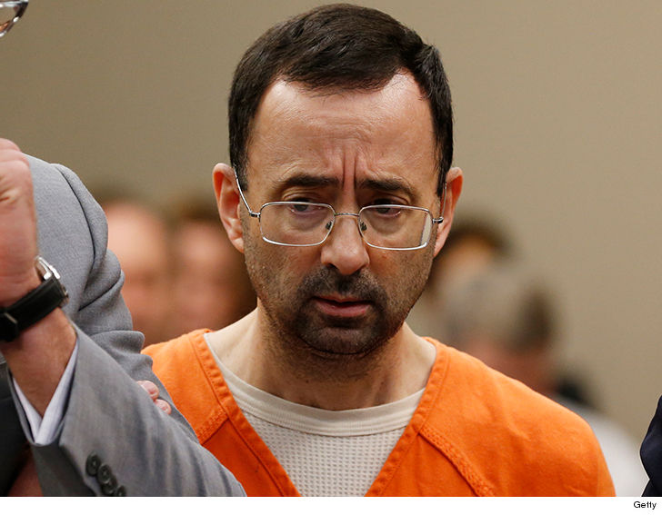 Larry Nassar >> Team Usa Doc Larry Nassar Gets 60 Years In Prison In Child Porn