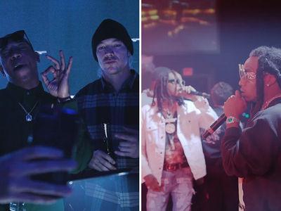 Migos, Diplo, & J Balvin Perform at $4 Million 18th Birthday