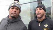 New Orleans Saints Players Back Mike Mitchell In Hilarious Video