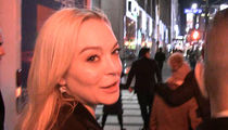 Lindsay Lohan Might Come Back to America for Studio Time