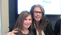 Steven Tyler Opens Janie's House for Battered, Broken Girls