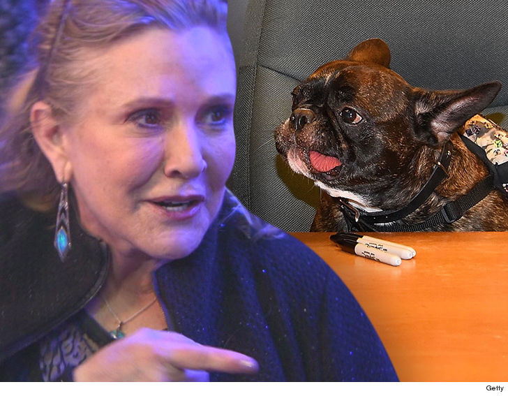See how 'Last Jedi' honors Carrie Fisher