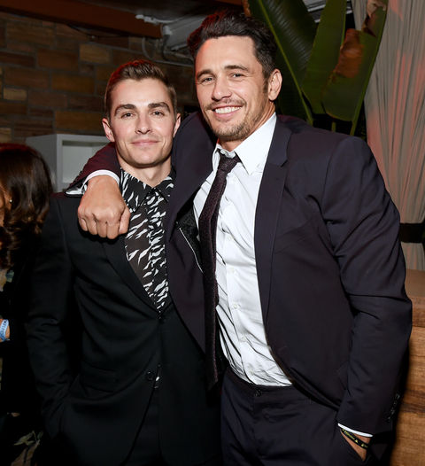 James Franco (39) vs. Dave Franco (32) -- Battle Of The Brothers Edition