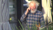 Nick Nolte Lets His Hair Go Mad in Malibu