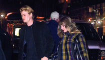 Taylor Swift and Boyfriend Joe Alwyn Show Up Holding Hands at Jingle Ball Concert