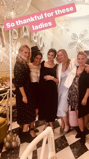Jessica Alba Baby shower